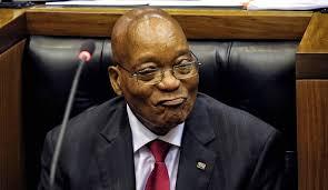 Zuma removed as president?