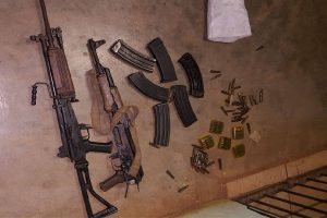 Renting out firearms and ammunition to criminals, man arrested