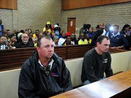 Coffin duo receive outcome of petition at Supreme Court of Appeal
