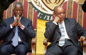 Arm scandal: Two presidents linked to Zuma