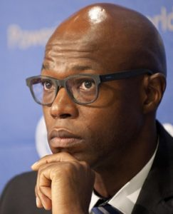 Eskom's Matshela Koko submits letter of resignation