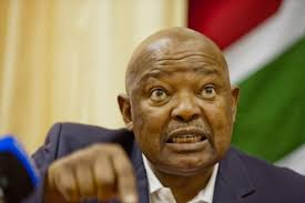 'Whose land will you take? Who is not our people?' - Lekota