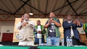 Mantashe: Zuma must resign or be devoured by vultures