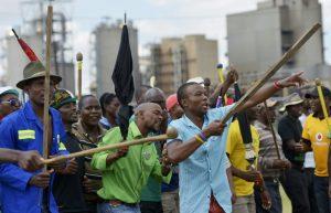 Barbaric! - Marikana men drank blood of their victim