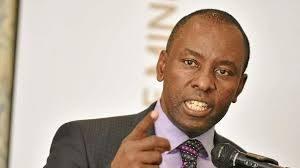 Mineral Resources Minister Mosebenzi Zwane