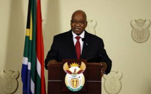 Breaking News: Zuma has finally resigned