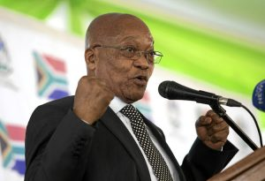 A 'comfortable' life awaits Zuma if he steps down as president