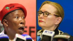 Zille tackles Malema over racism on social media