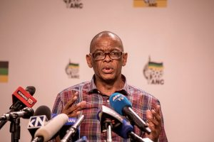 "Vytjie Mentor -corruption bombshell: ""Free State government is spending R20m on Magashule farewell party"""