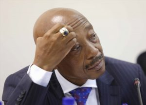 SARS boss Tom Moyane sacked