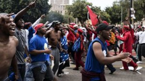 EFF and the DA may be able to establish a coalition at national level to oust the ANC from power
