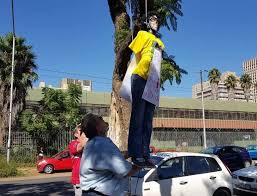 "Gauteng Education MEC horrified over ""racist"" hanging doll"