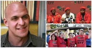Why I' a white man' support the EFF