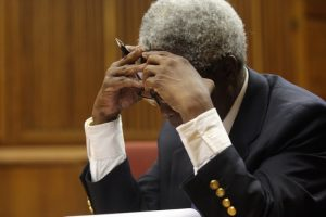 'Drunk judge' Motata faces impeachment over racism' lack of integrity