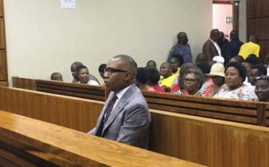 Former Domestic worker of Mduduzi Manana opened a case of assault against him