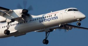Airlaine SA Express has been grounded amid serious safety concerns