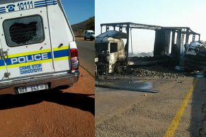 State firearm lost in fracas with violent protesters, Limpopo