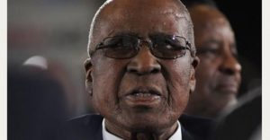 ANC's anti-apartheid stalwart Andrew Mlangeni warns ANC government that Afrikaners will not go down without a fight