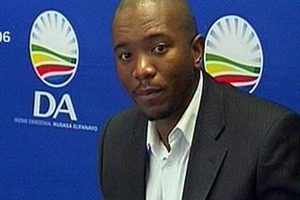 Maimane, when are you going to stop with racist remarks?