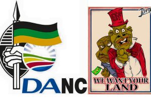 In which direction is South Africa heading?