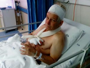 PE cyclist attacked with a plank while cycling in Walmer