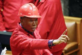 Watch: Malema admits black people are not native to South Africa