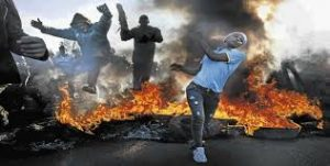 A New Mfecane: South Africa is at the Brink - a country governed by chaos, violence and malice - There is no rule of law
