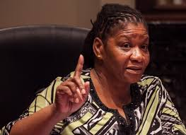 Thandi Modise: 'Black Farmers Do Better Than White Farmers In South Africa""