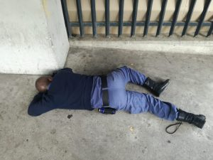 SAPD officer found drunk, passed out and armed at Durban Mall