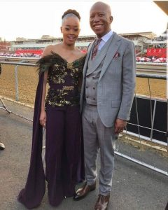 Malema turning up at white privileged event