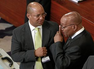 Wonder why Jacob Zuma dumped his longtime attorney Michael Hulley?