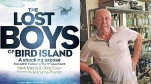 "Co-author of controversial book ""The lost boys of Bird Island"" found dead - is this pure coincidence?"