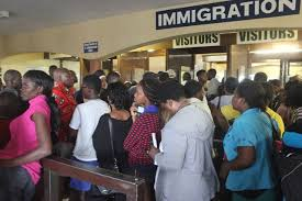 Illegal Zimbabweans enters SA freely because of government's incompetence to replace broken computers at border post