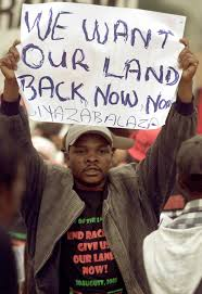 ANC opened door for land grabs in South Africa
