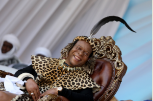 Zulu king wants his Disney-type park so much, he's opening his palaces to tourists