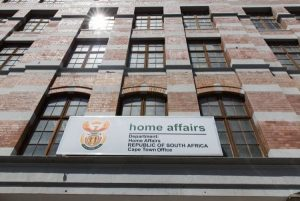 New trend to help cash strapped SA, pay R4 if you want to use the toilet at Home Affairs