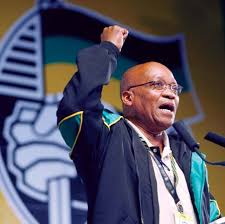 An ugly thing is slowly brewing in Jacob Zuma's pot, he is planning to remove Cyril by means of a rebellion