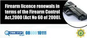 It is the new South Africa, nothing impossible anymore-SAPS loses control of firearms