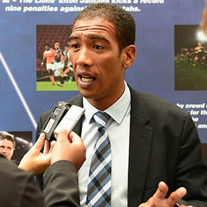Ashwin Willemse won't be back on SuperSport