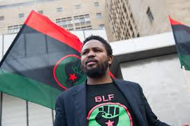 "WATCH: BLF leader: ""Any white person who touches us, we will send them to hell!"""
