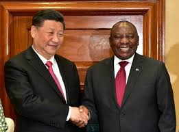 President Cyril Ramaphosa has signed a deal with the Chinese to build a new 4,600-megawatt coal power station in Limpopo, most likely on stolen property
