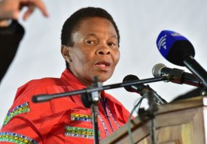 No wonder SA has money problems - Minister spends more than R116k on cutlery and crockery for her office