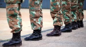 The National Defence Force is looking for white recruits to join the army