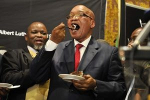 South African taxpayers will have to fork out even more money in order for Zuma and wives to uphold their lavish living style after the The National Assembly has agreed to pay his pension and medical aid package