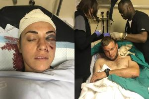 Couple badly assaulted for two mobile phones, Potchefstroom, South Africa