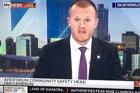 WATCH: AfriForum talks about farm murders on Sky News - Horrific facts on farm murders in SA and ANC regimes denial are now going vital internationally