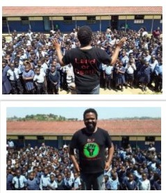"BLF: ""Land of Death"" Innocent children indoctrinated with violence, hate and destruction at SA-school –How on earth can this be allowed?"