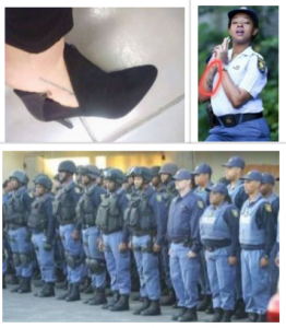 SAPS wants old police members to report for duty - But do the employment requirements apply to all or just whites again?