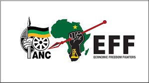 Does the coalition between the ANC and EFF holds a threat towards South-Africa