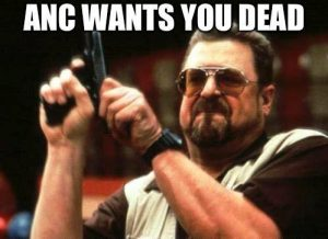 Self-Defence Gun Ban – The ANC Government Wants You Murdered
